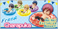 [w/AmiAmi Exclusive Bonus] Free! Charapuka BOX