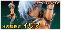 Excellent Model CORE Queen's Blade Assassin of Fang Irma