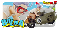 DESKTOP REAL McCOY - Dragon Ball Z 03: Bulma