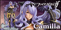 Fire Emblem if - Camilla