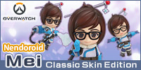Nendoroid - Overwatch: Mei Classic Skin Edition
