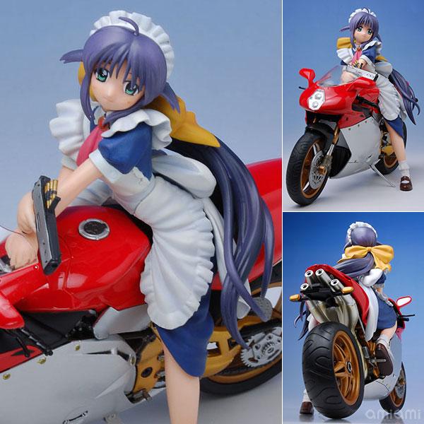 まほろさんとスポーツバイク