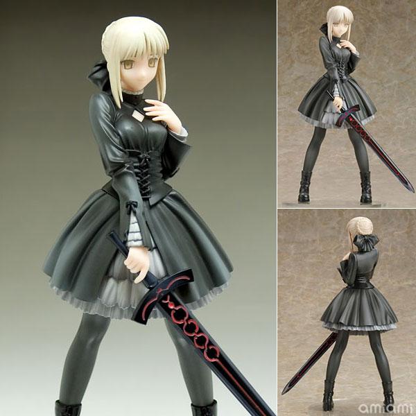 黒セイバー ドレス