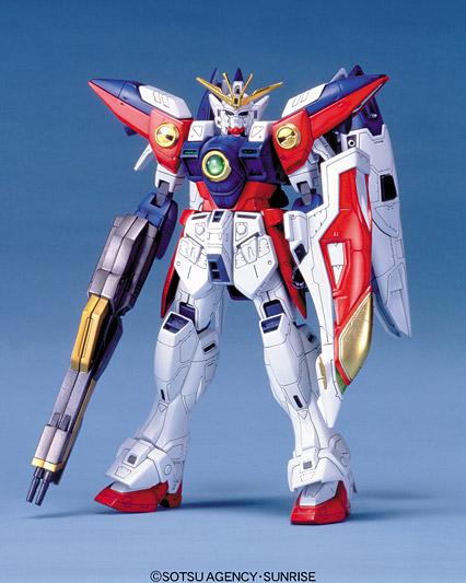 Mobile Suit Gundam Wing 1/100 W Gundam Zero Plastic Model(Pre-order)新機動戦記ガンダムW 1/100 Wガンダムゼロ プラモデルAccessory
