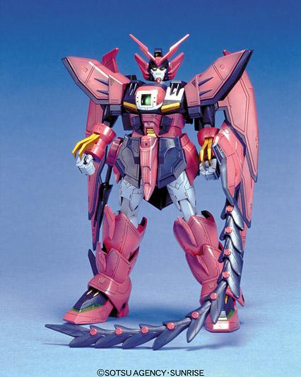 Mobile Suit Gundam Wing 1/100 Gundam Epyon Plastic Model(Pre-order)新機動戦記ガンダムW 1/100 ガンダムエピオン プラモデルAccessory