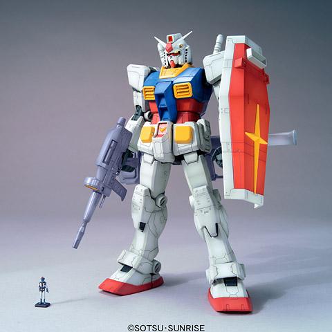 MG 1/100 RX-78-2 ガンダム Ver.OYW アニメーションカラー プラモデル