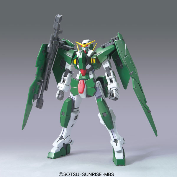 HG 機動戦士ガンダム00 1/144 ガンダムデュナメス プラモデル(再販)[バンダイ]《発売済・在庫品》