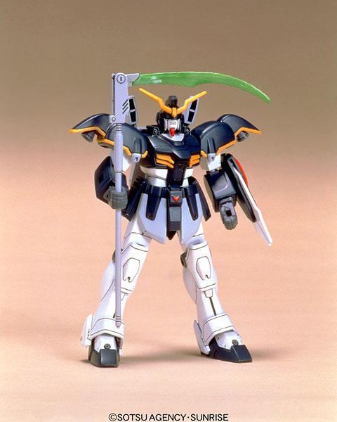 新機動戦記ガンダムW フィギュアVer. 1/144 ガンダムデスサイズ プラモデル(再販)[バンダイ]《発売済・在庫品》