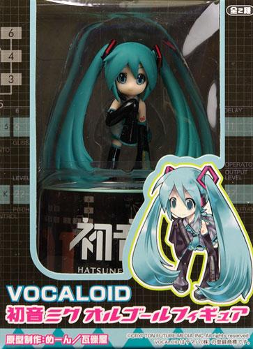 VOCALOID 初音ミク オルゴールフィギュア Ver.1.0 初音ミク (プライズ)