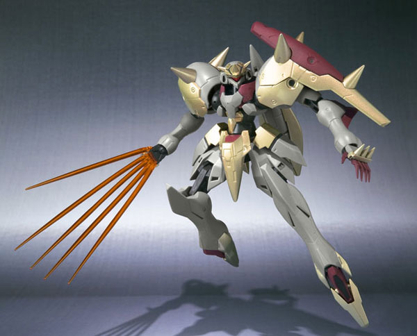 ROBOT魂 -ロボット魂-〈SIDE MS〉 機動戦士ガンダム00(ダブルオー)2nd SEASON ガラッゾ(ヒリング・ケア専用機)[バンダイ]《在庫切れ》
