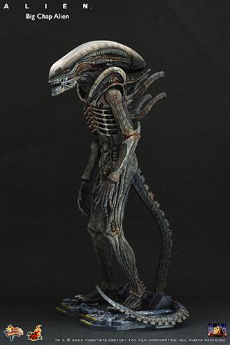 【クリックで詳細表示】ムービー・マスターピース エイリアン 1/6スケールフィギュア ビッグチャップ・エイリアン 単品[ホットトイズ]《在庫切れ》Movie Masterpiece - 1/6 Scale Fully Poseable Figure: Alien - Big Chap Alien