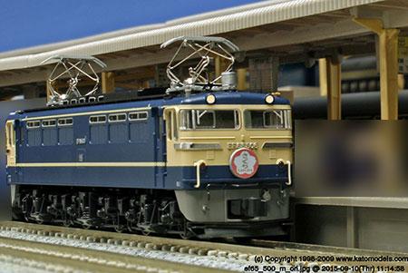 3060-1 EF65 500(P形)(再販)[KATO]《在庫切れ》