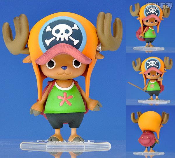 """【クリックで詳細表示】エクセレントモデル Portrait.Of.Pirates ワンピース""""STRONG EDITION""""トニートニー・チョッパー Ver.1 1/8 完成品フィギュア(再販)[メガハウス]《在庫切れ》"""