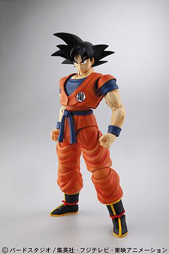 MG Figure-rise - Dragon Ball Z Kai 1/8 Goku Plastic Model(Pre-order)MG フィギュアライズ ドラゴンボール改 1/8 孫悟空 アクションフィギュア プラモデルAccessory