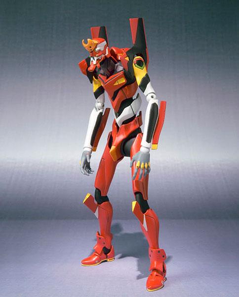 ROBOT魂 -ロボット魂-〈SIDE EVA〉ヱヴァンゲリヲン新劇場版 エヴァンゲリオン2号機 (通常版)(再販)[バンダイ]《在庫切れ》