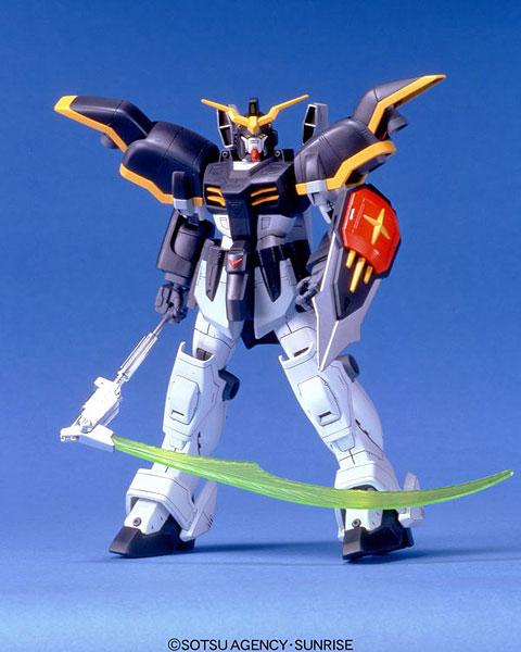 Mobile Suit Gundam Wing 1/100 Gundam Deathscythe Plastic Model(Pre-order)新機動戦記ガンダムW 1/100 ガンダムデスサイズ プラモデルAccessory