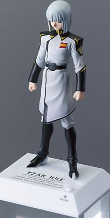 機動戦士ガンダムSEED DESTINY Voice I-Dollシリーズ イザーク・ジュール[バンダイ]《在庫切れ》