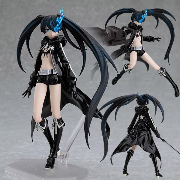 ブラック★ロックシューター figma