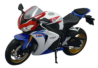 1/12 Complete Motorcycle Model Honda CBR 1000RR (Tri-Color)(Back-order)1/12 完成品バイク ホンダ CBR1000RR (トリコロールカラー)Accessory
