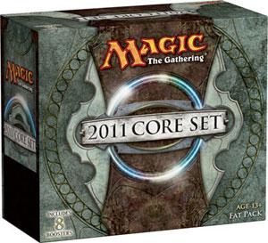 マジック:ザ・ギャザリング 基本セット2011 ファットパック 英語版 単品[Wizards of the Coast]《在庫切れ》