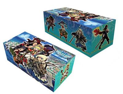 キャラクターカードボックスコレクション 世界樹の迷宮III 星海の来訪者[ブロッコリー]《在庫切れ》