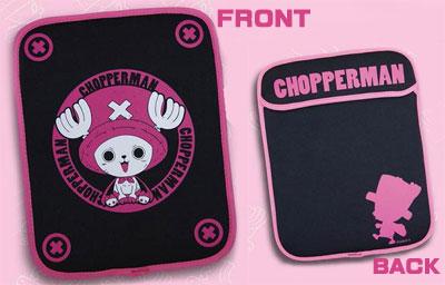 ワンピース チョッパーマン iPad対応ポータブルソフトジャケット