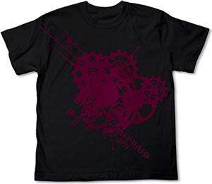 閃光のナイトレイド 伊波葛(いはかずら)Tシャツ/ブラック-M[コスパ]《在庫切れ》