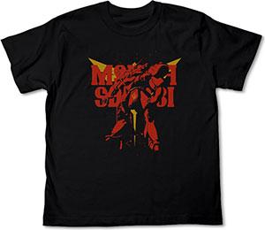 機動戦士ガンダム 逆襲のシャア MSN-04サザビーTシャツ/ブラック-M