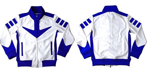宇宙戦艦ヤマト オリジナルジャージ 真田モデル