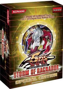 【クリックでお店のこの商品のページへ】【北米版】遊戯王 ストーム・オブ・ラグナロク スペシャルエディション BOX[コナミ]《在庫切れ》Yu-Gi-Oh Storm of Ragnarok Special Edition