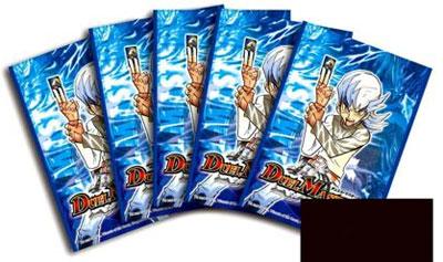 【クリックでお店のこの商品のページへ】デュエル・マスターズ DXカードプロテクト ドラゴン龍ver. 42枚入りパック[タカラトミー]《在庫切れ》