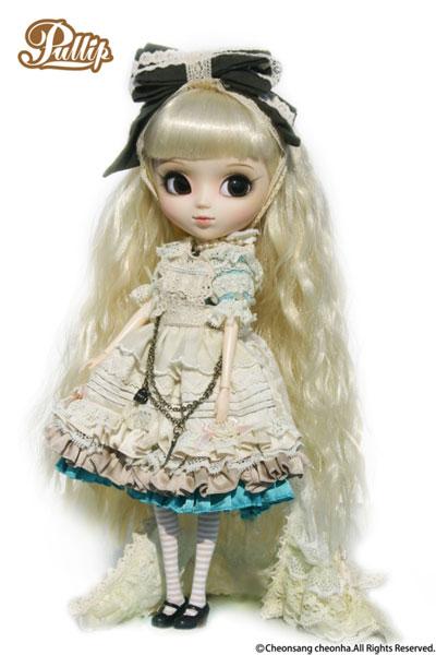 プーリップ / Romantic Alice(ロマンティック アリス) 通常サイズ 完成品ドール[グルーヴ]《在庫切れ》