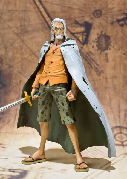 Tirage au sort  Actualigeek  Figurine Rayleigh One Piece  Gagner1max