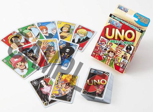カードゲーム ウノ ワンピース
