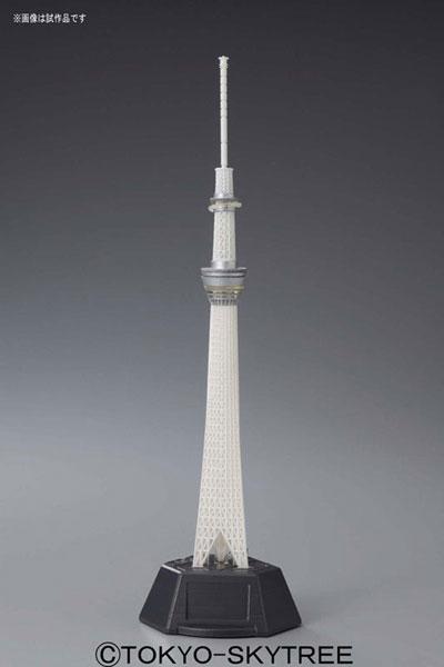 【クリックで詳細表示】東京スカイツリー 1/2400スケール プラモデル[バンダイ]《取り寄せ※暫定》