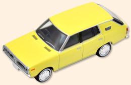 【クリックで詳細表示】トミカリミテッド ヴィンテージ TLV-N54a スカイラインバン 1600DX(黄)[トミーテック]《在庫切れ》