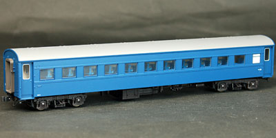 1-551 (HO)スハ43 ブルー 改装形