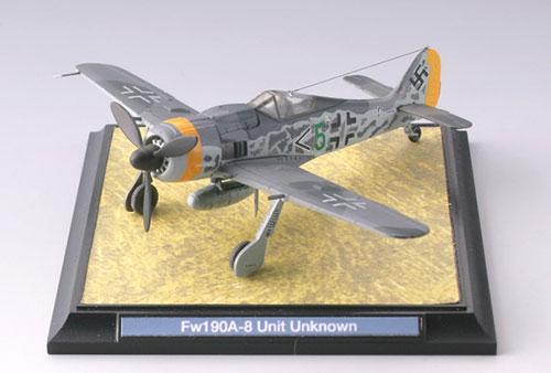 【クリックで詳細表示】技MIX 航空機シリーズ 技WW03 Fw190A-8 Unit Unknown 単品[トミーテック]《取り寄せ※暫定》