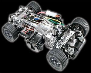 【クリックで詳細表示】RCキット 1/10電動RCカー M-05 Sリミテッド シャーシキット(シルバースタイル)[タミヤ]《取り寄せ※暫定》