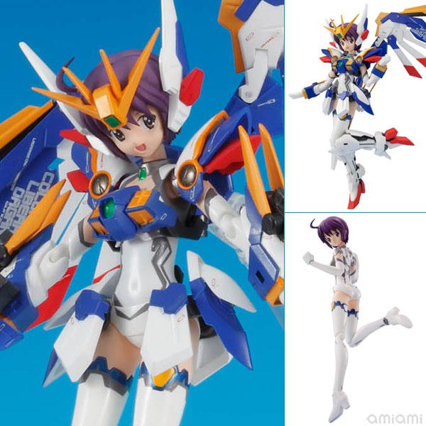 Gundam Wing Girl Characters ms Girl Wing Gundam ew