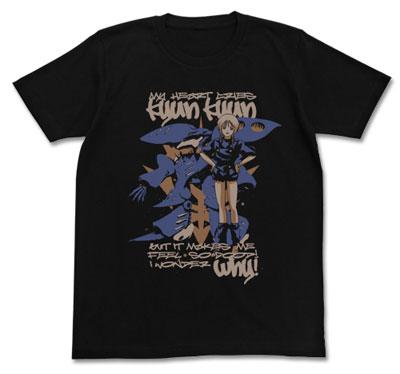 機動戦士ガンダムZZ プルTシャツ/ブラック-S