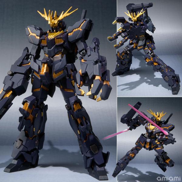 ROBOT魂 -ロボット魂-〈SIDE MS〉 バンシィ 『機動戦士ガンダムUC』より