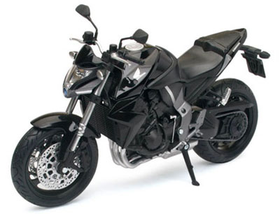 1/12 Complete Motorcycle Model Honda CB1000R (Black)(Released)1/12 完成品バイク ホンダ CB1000R(ブラック)Accessory