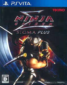 【クリックで詳細表示】PS Vita NINJA GAIDEN Σ(ニンジャガイデン) PLUS[コーエーテクモゲームス]《在庫切れ》