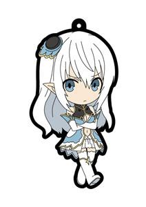 シャイニング・ブレイド ラバーキーホルダー 銀の森の妖精姫 アルティナ