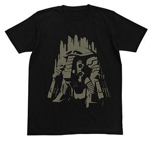 機動戦士ガンダムUC(ユニコーン) ジュアッグTシャツ/ブラック-XL