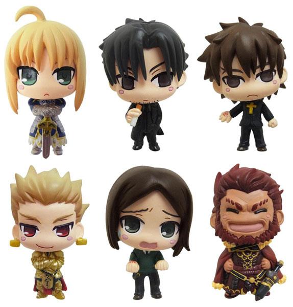 Fate/Zero カラコレ BOX