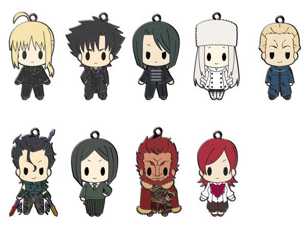 Fate/Zero メタルストラップコレクション vol.1 BOX