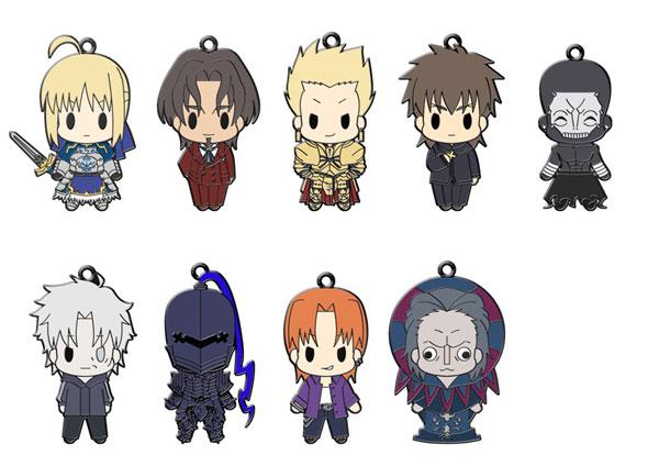 Fate/Zero メタルストラップコレクション vol.2 BOX