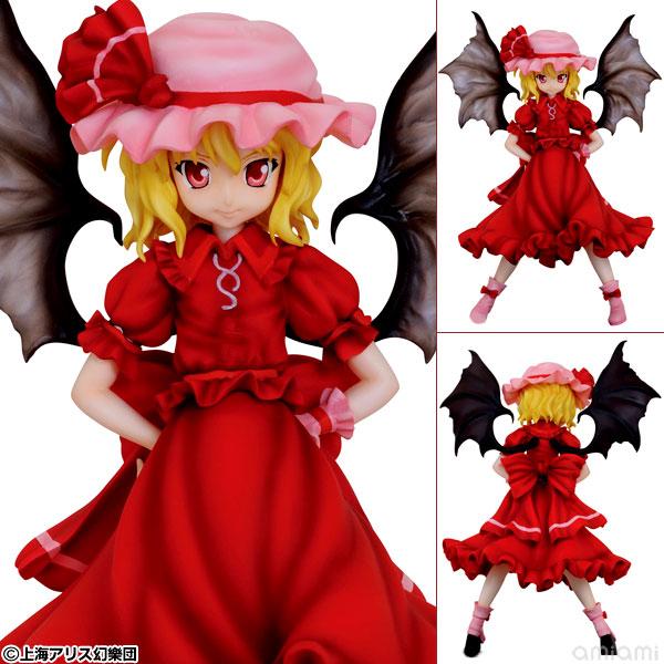 東方プロジェクト 1/8 紅い悪魔 レミリア・スカーレット -限定2Pカラー